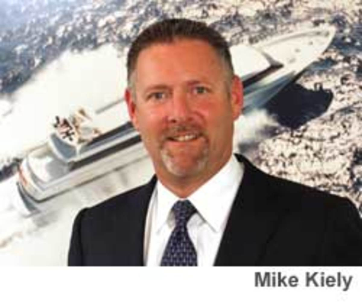 Mike Kiely, Denison Yacht Sales
