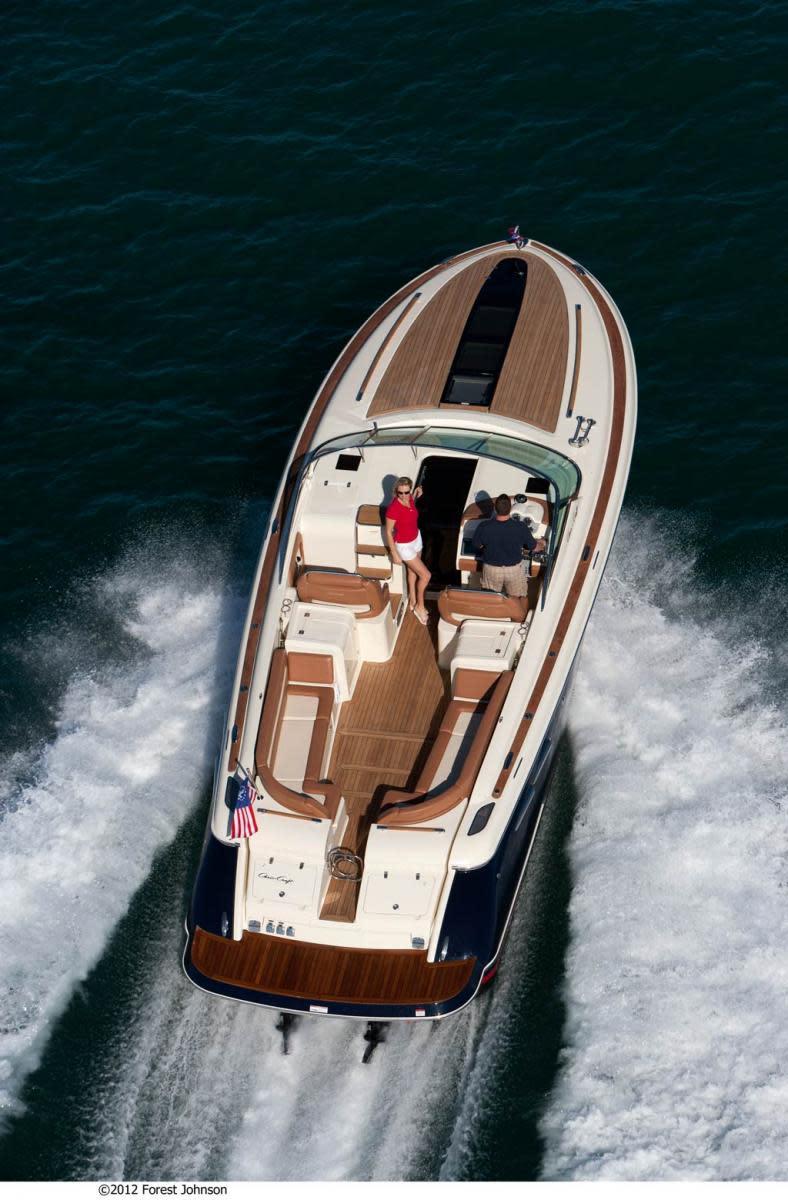 Chris-Craft Corsair 36 - Power & Motoryacht