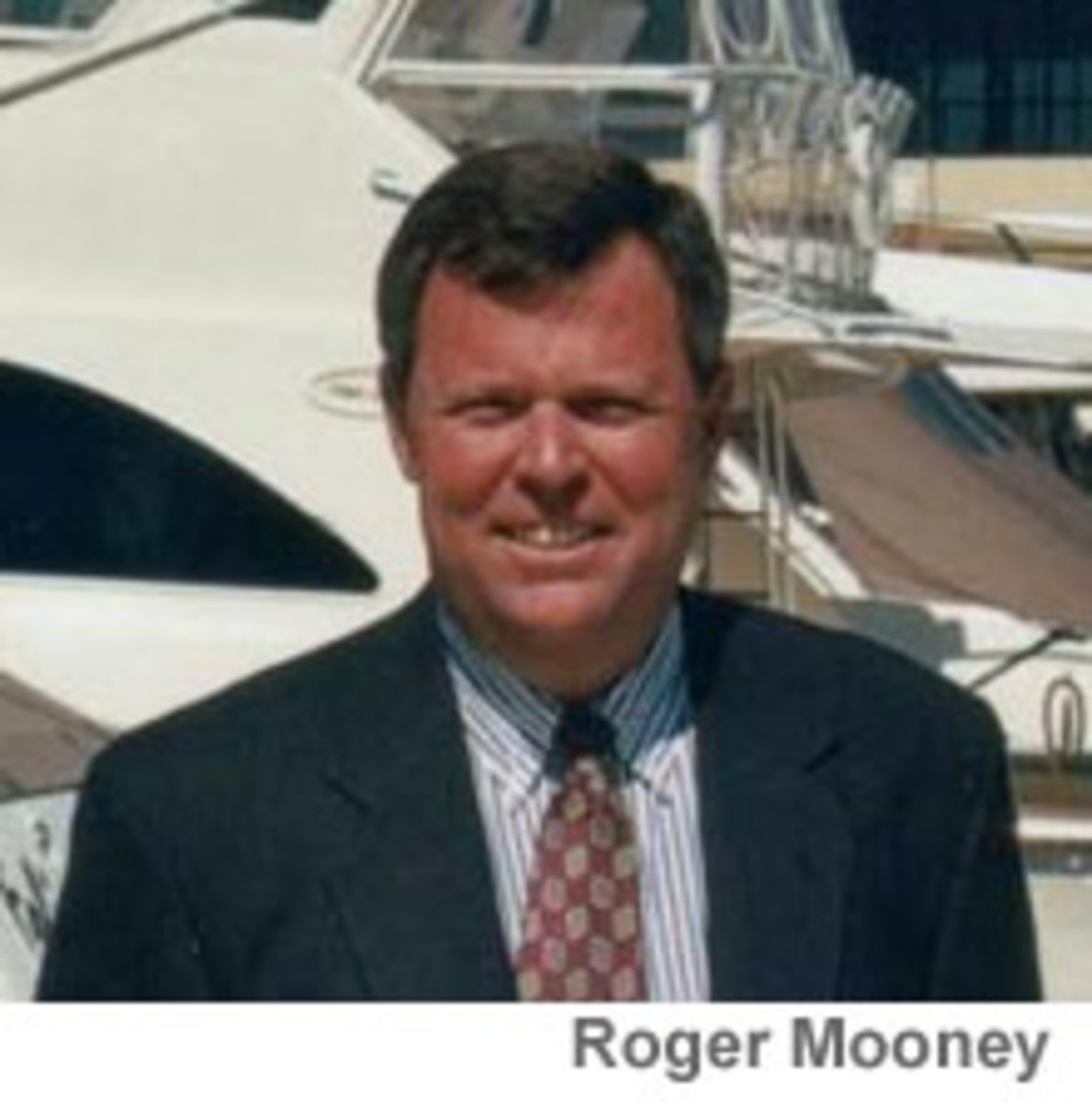 Roger Mooney of Jarrett Bay Yacht Sales
