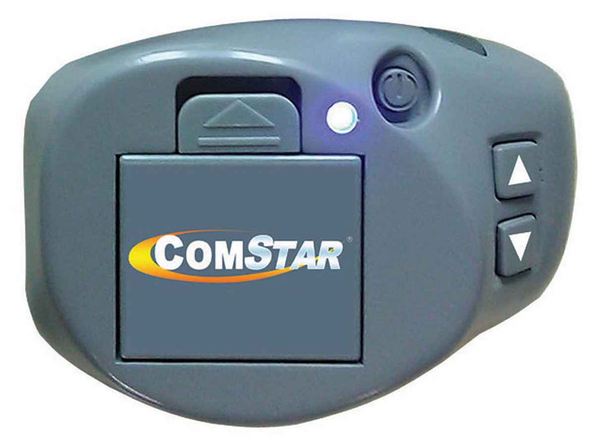 COMSTAR transceivers are covered by a one-year warranty.
