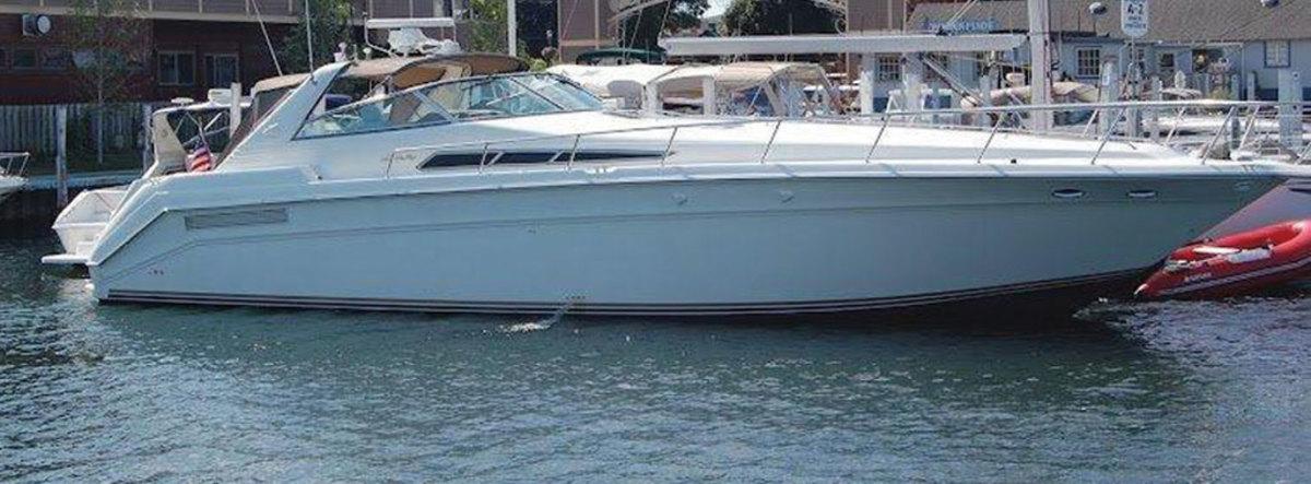 Brokerage Boat: 1991 Sea Ray 480/500 Sundancer