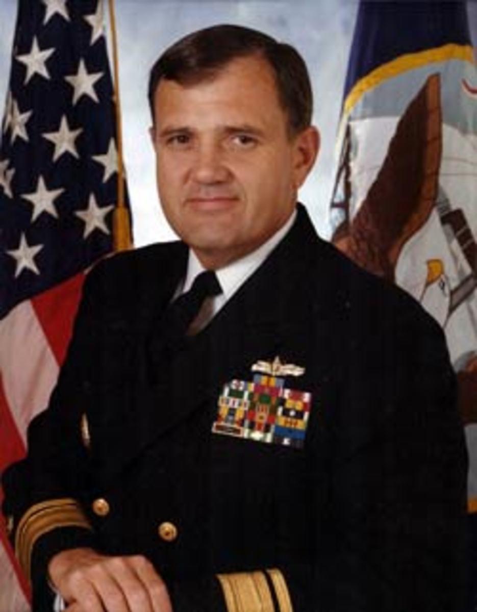 Admiral Philip A. Dur, USN, (Ret.)