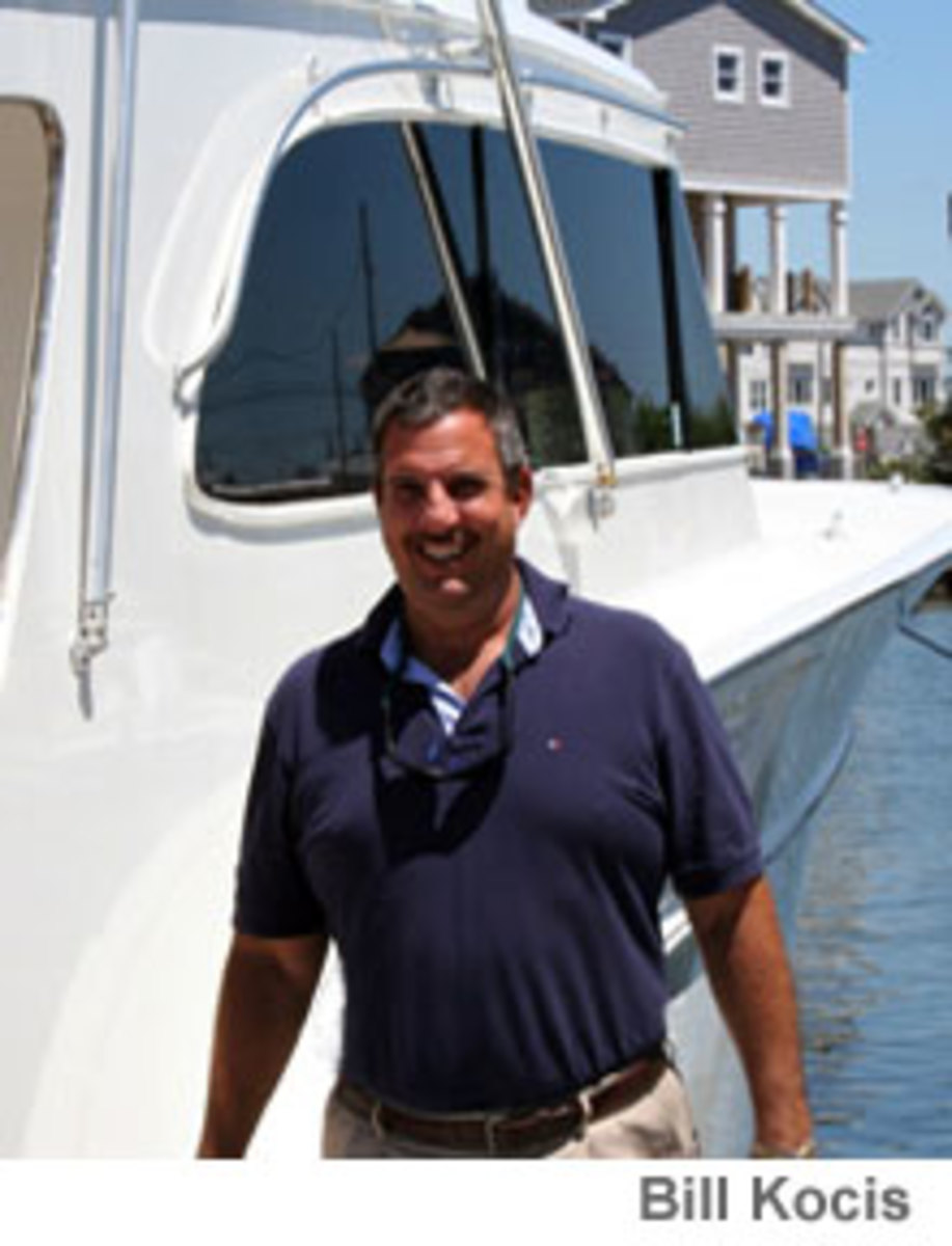 Bill Kocis of United Yacht Sales