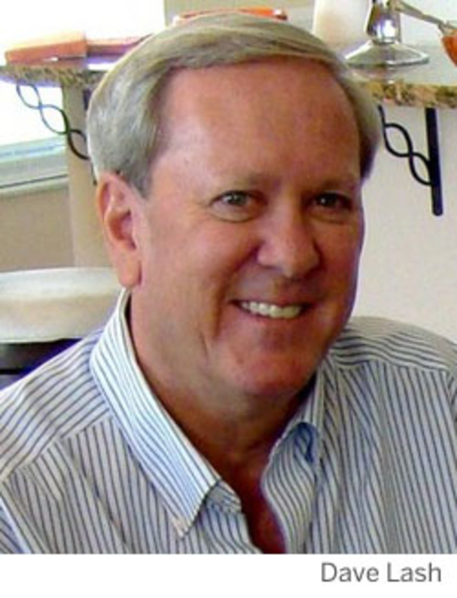 Dave Lash, Admiralty Yacht Sales