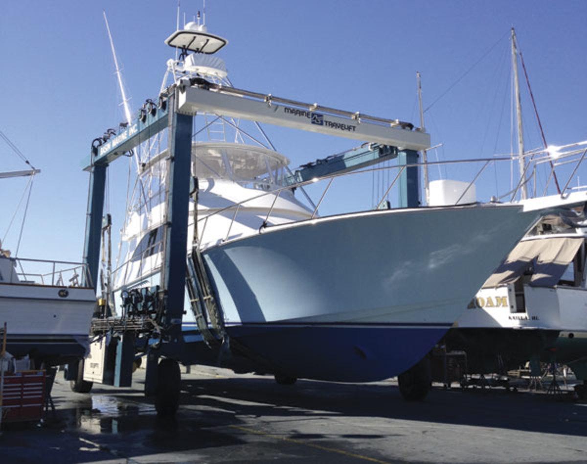 Basin Marine in Newport Beach, California