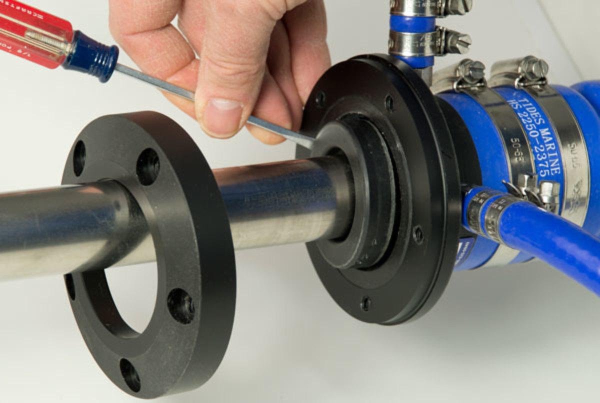 Shaft Seal Maintenance - Step 3