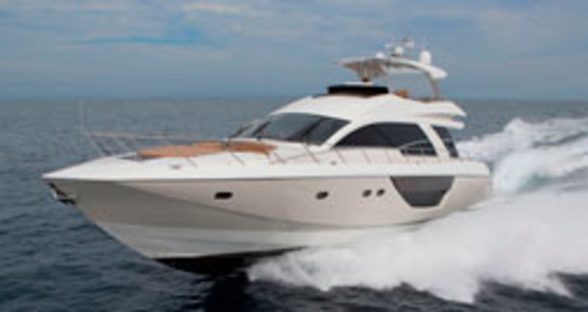Click here to see more photos of the Cheoy Lee Alpha 76 Flybridge.