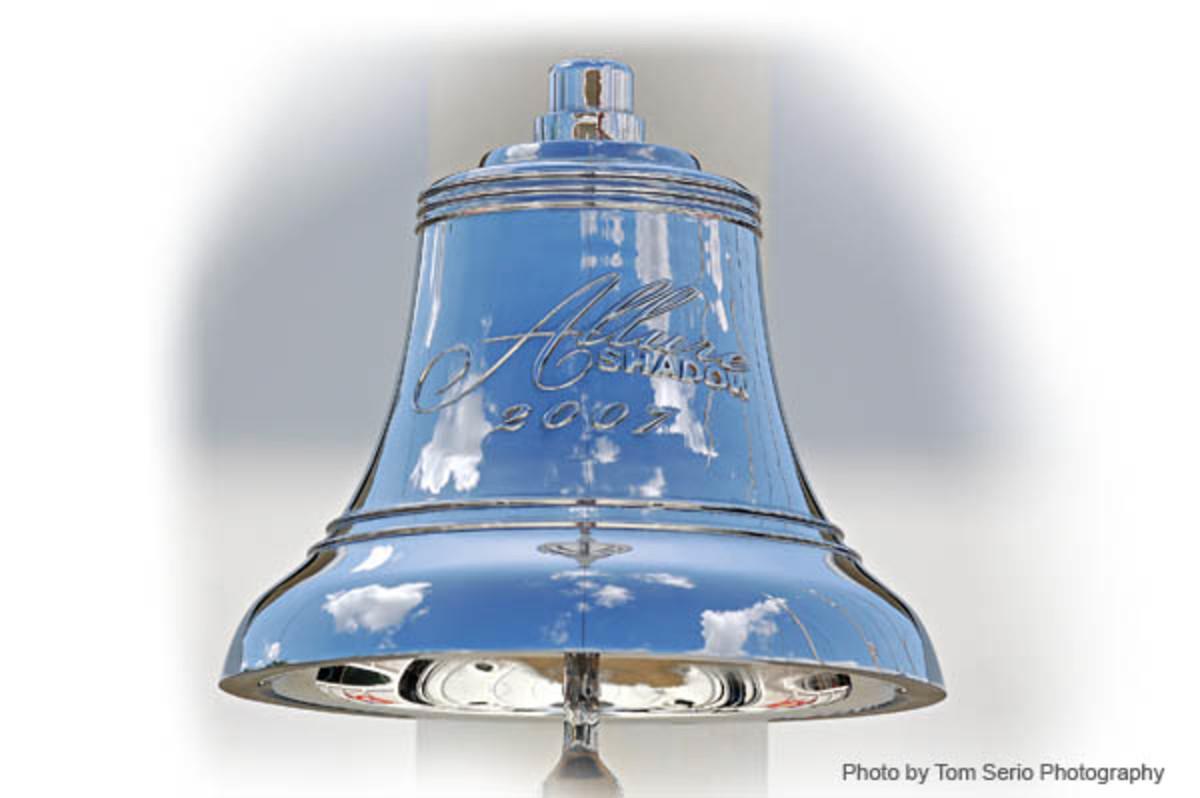 Classy Ship's Bell
