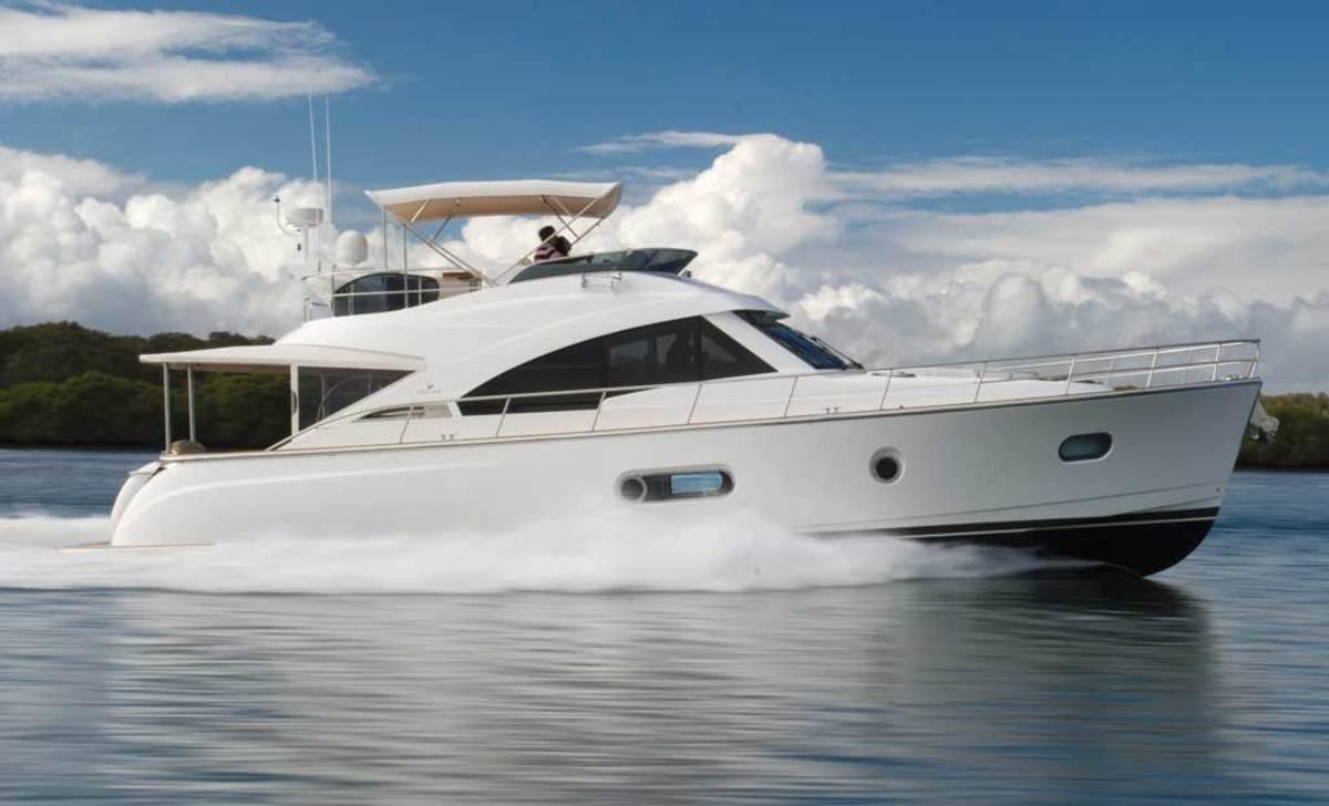 Belize 52 Daybridge motoryacht