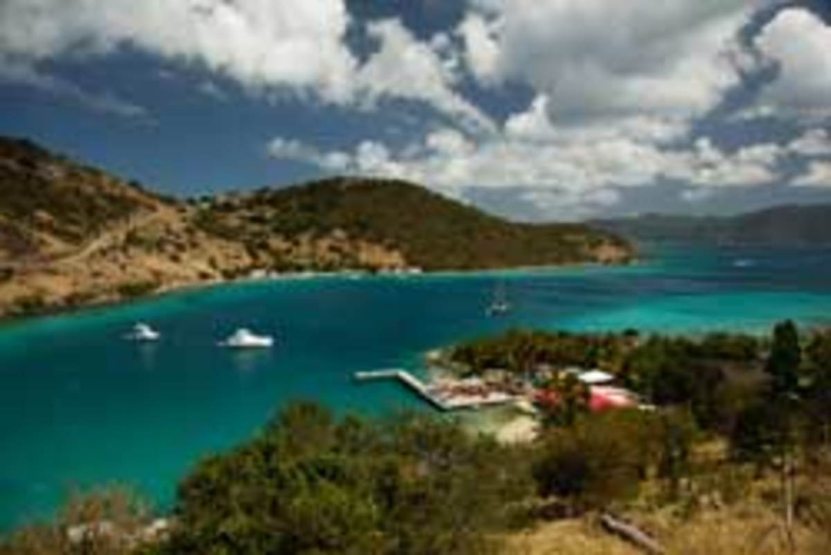 Click here to see a photo gallery of Encore's BVI adventures