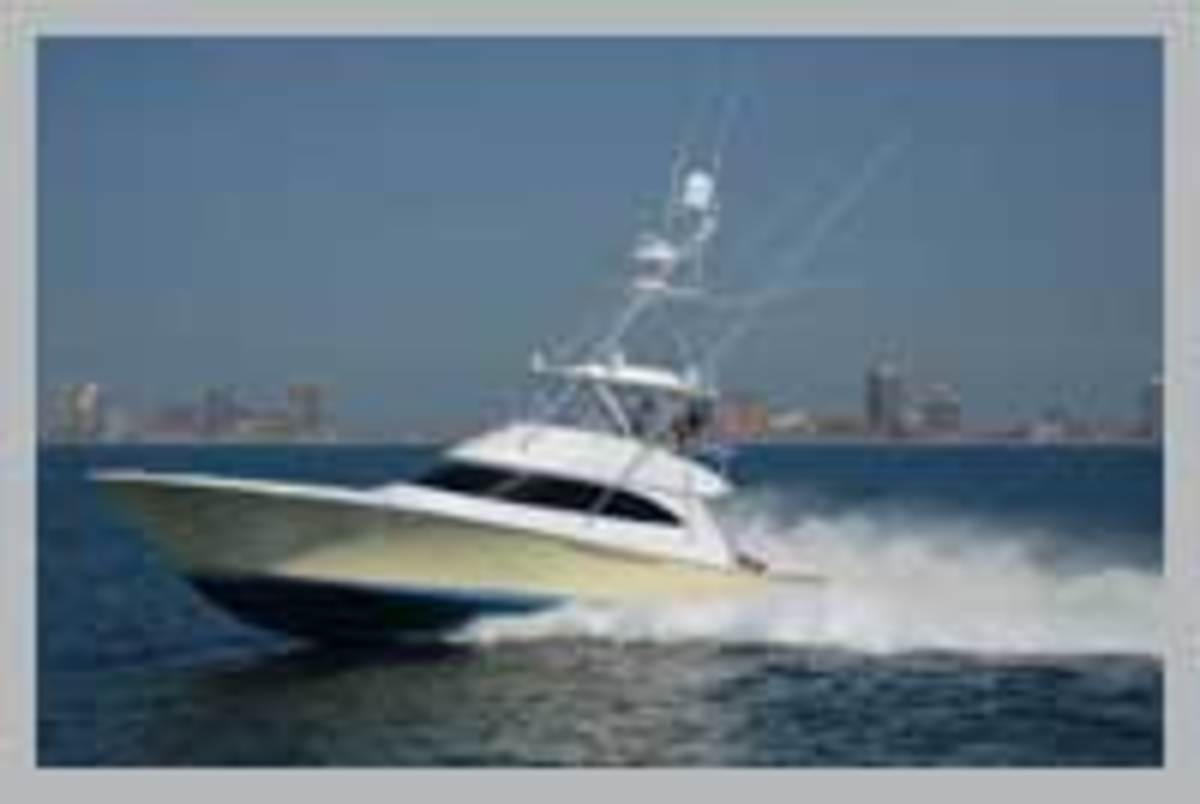 Click here to see the photo gallery of the Viking 55 Convertible