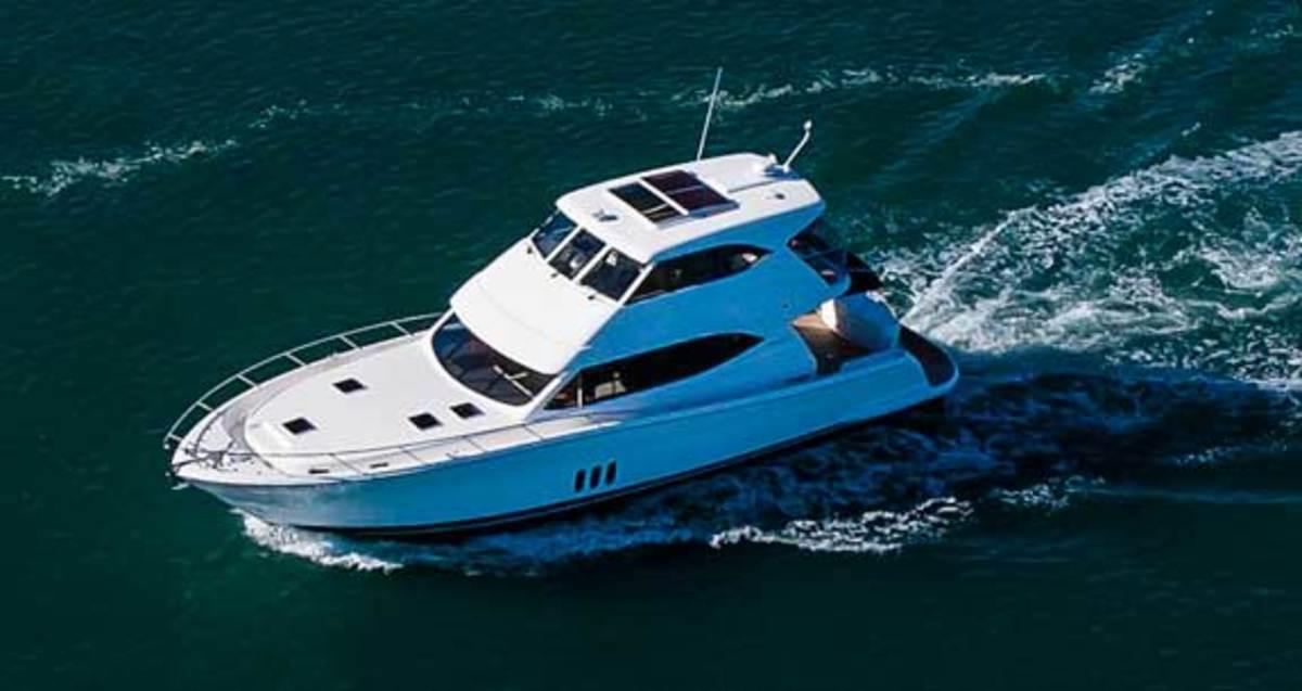 Maritimo M58 - Power & Motoryacht