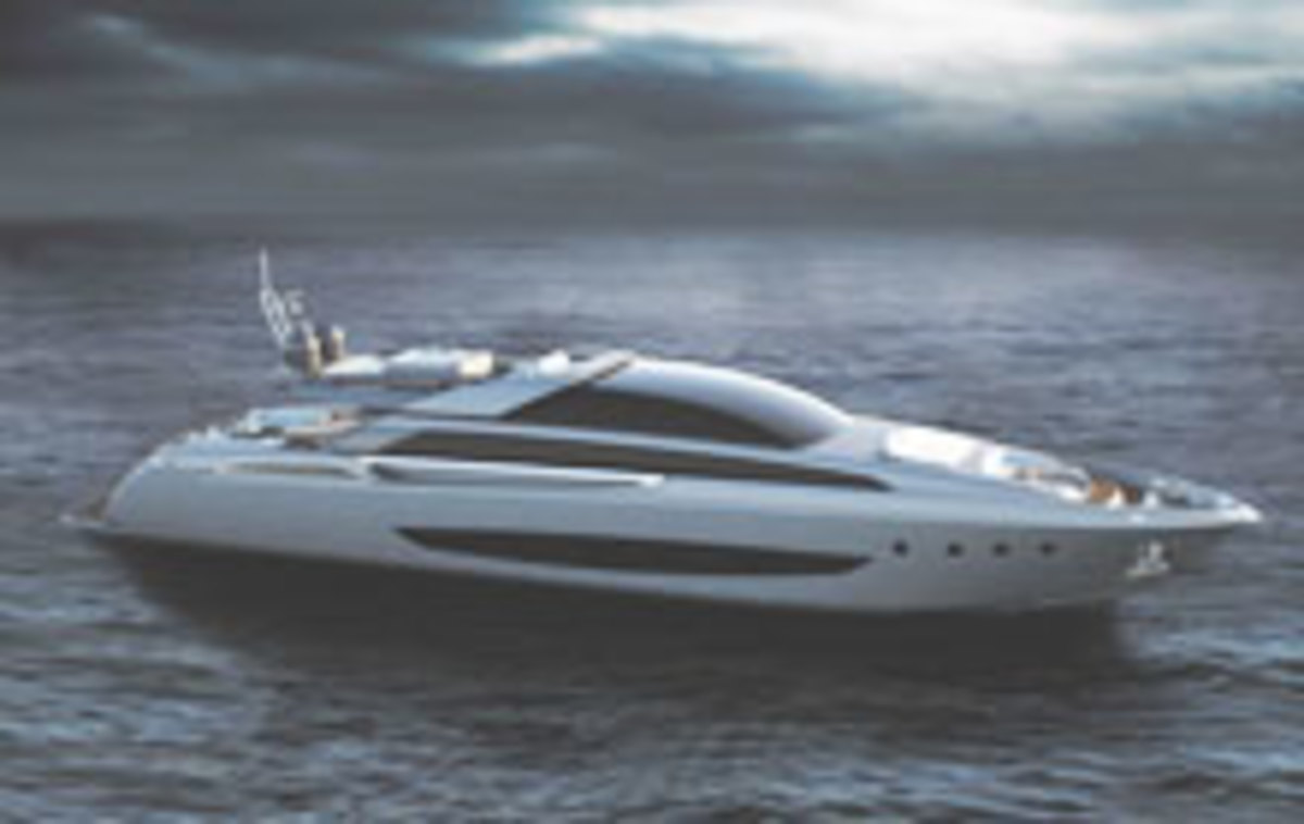 Riva 122 Mythos - click to see a rendering gallery of the Riva 122 Mythos