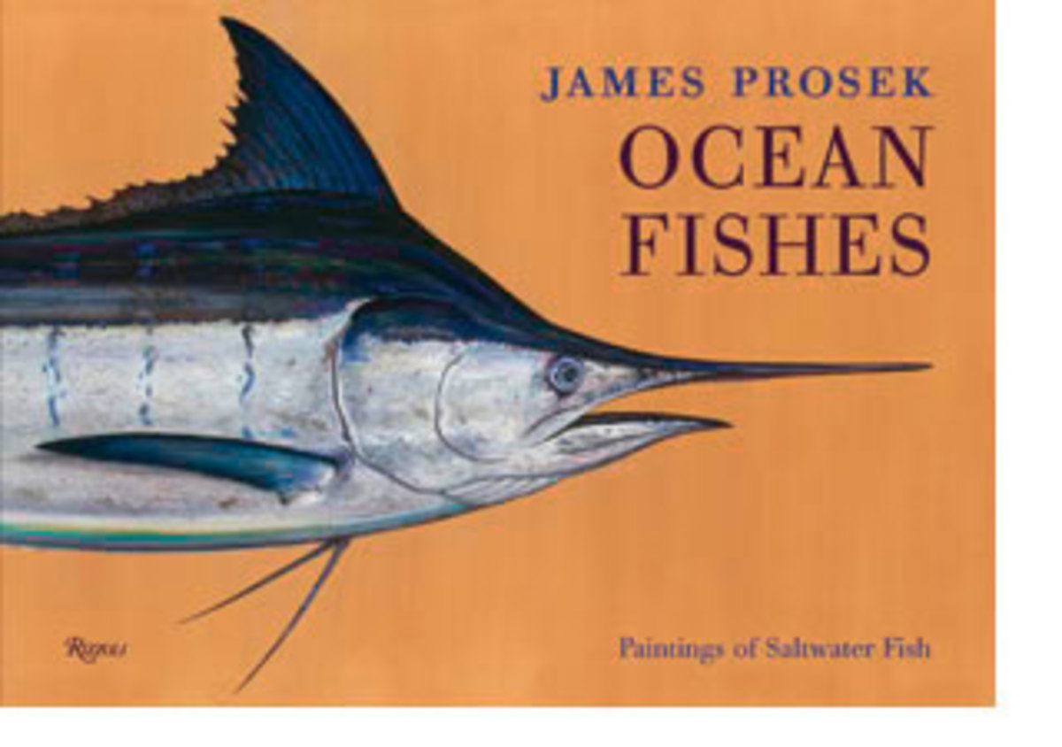 Ocean Fishes book cover