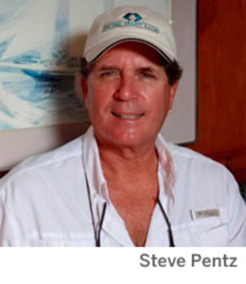Steve Pentz of United Yacht Sales
