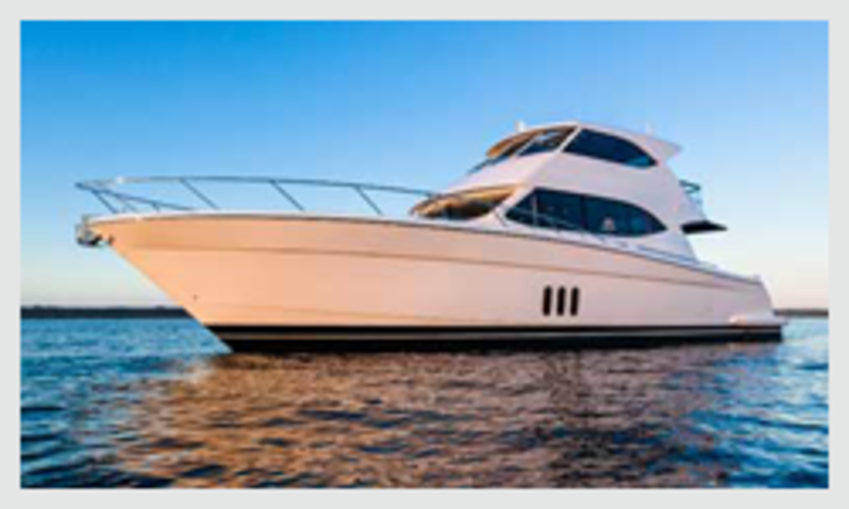 Click here to see more photos of the Maritimo M58