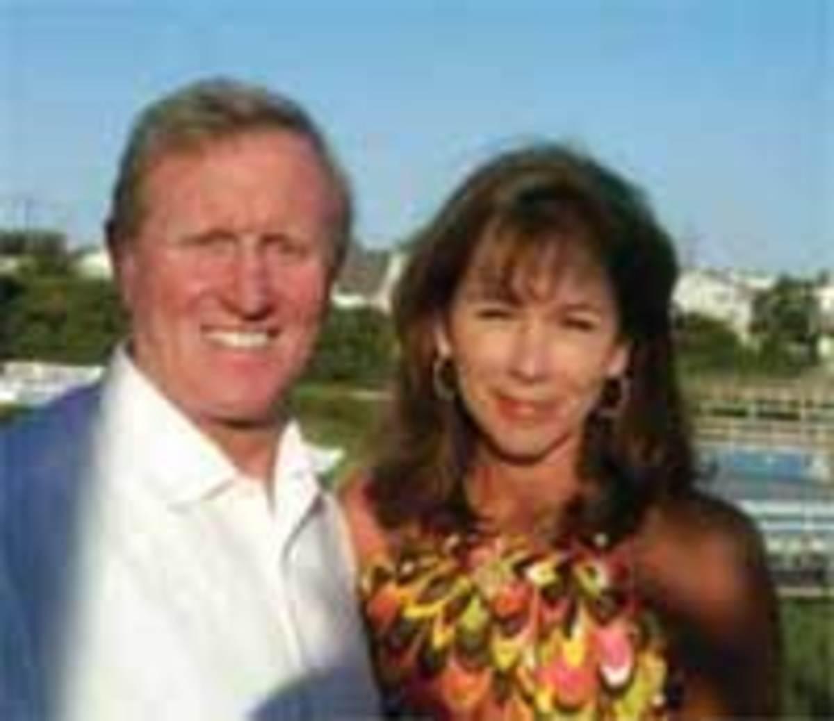 Don Harris and his wife, Ellen