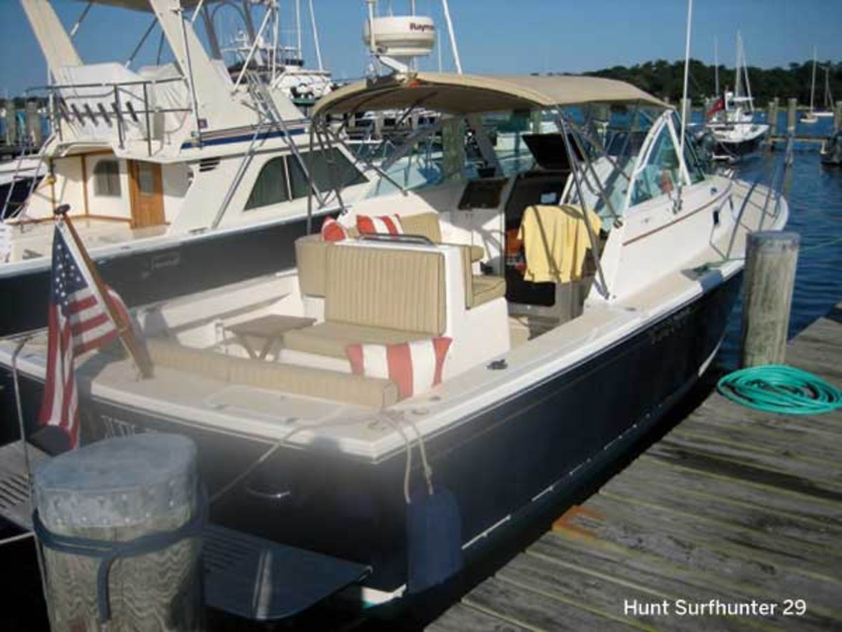 Hunt Surfhunter 29