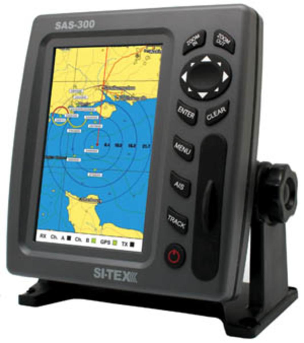 SI-TEX SAS-300 AIS Transceiver