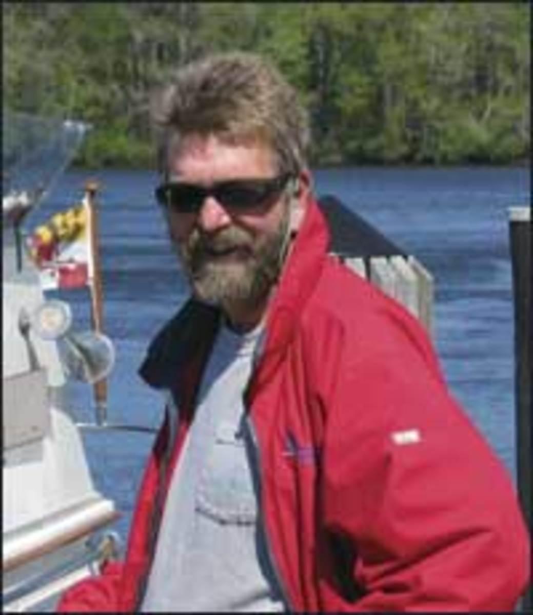 Capt. Bill Pike