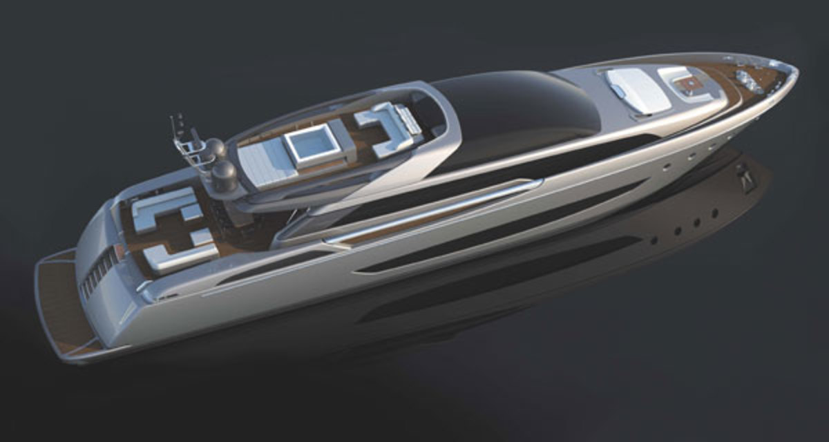 Riva 122 Mythos - Power & Motoryacht