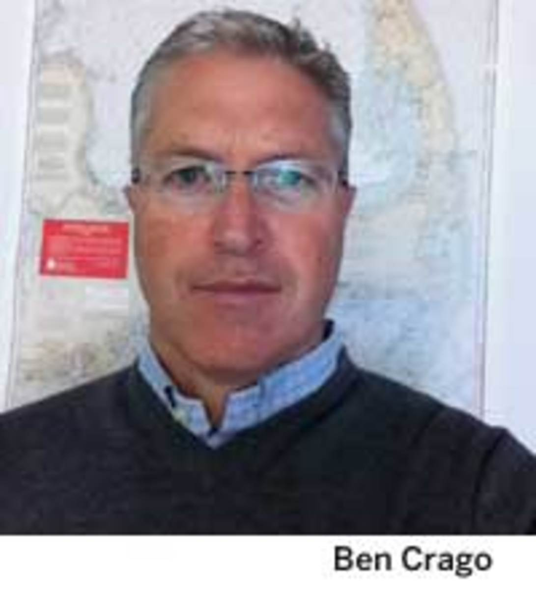 Ben Crago, Oyster Harbors Marine