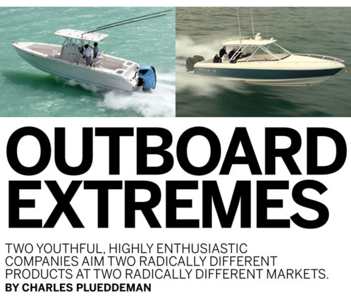 Outboard Engine Innovations - Power & Motoryacht