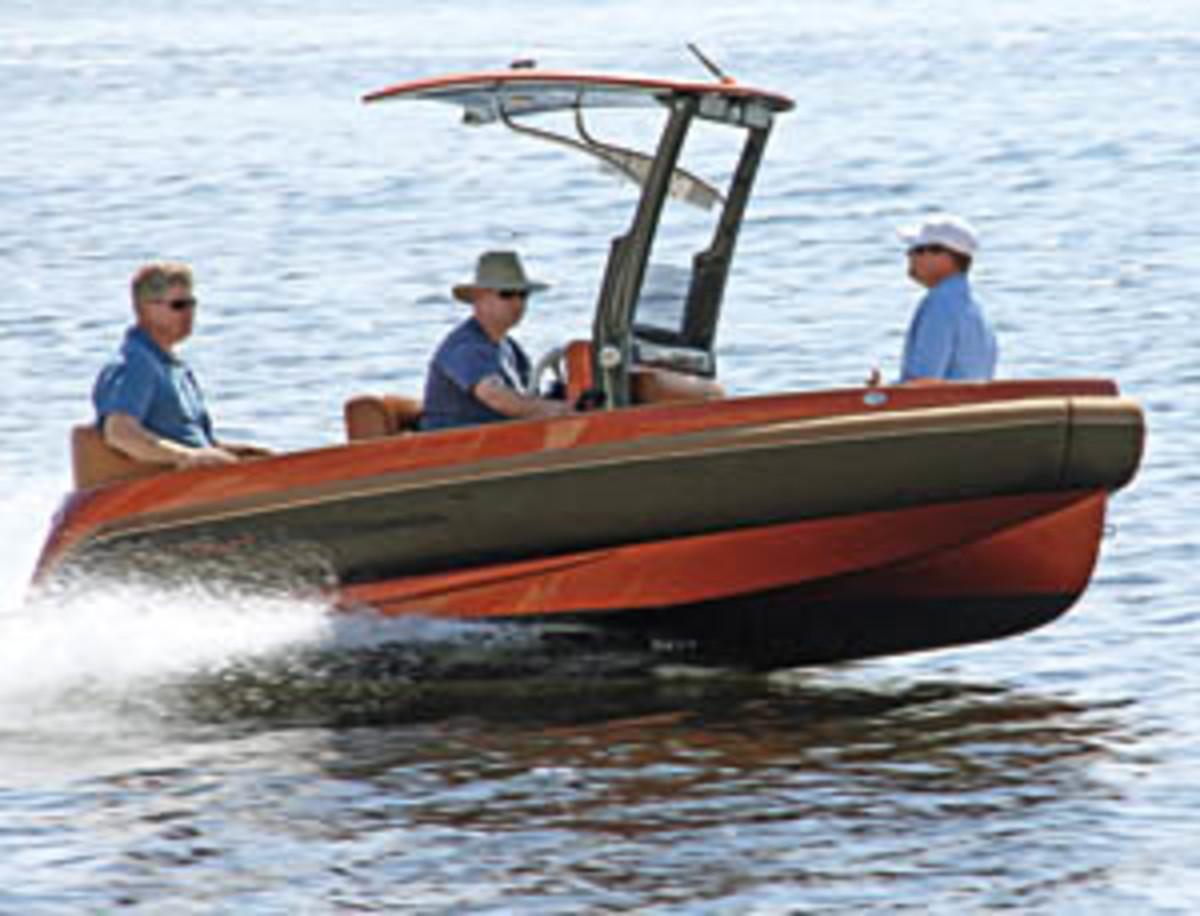 Carbon Craft's 130T tender running