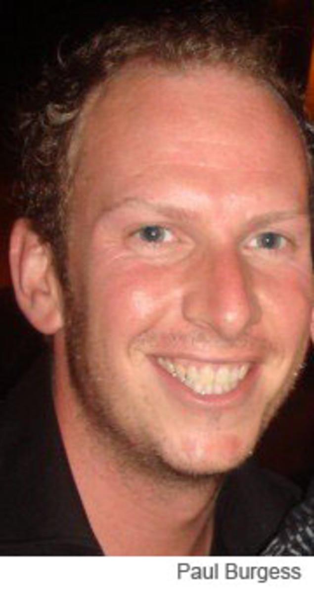 Yacht broker: Paul Burgess