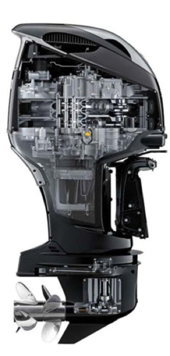 Suzuki DF350A Outboard