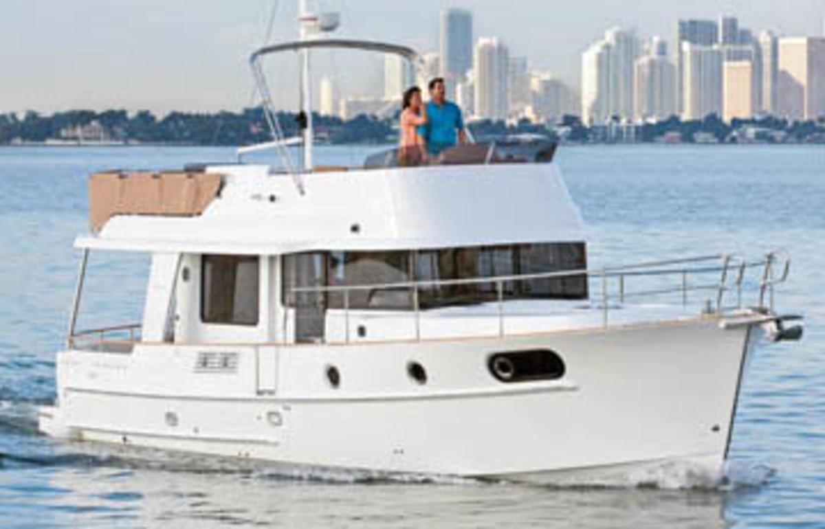 Swift Trawler 44 - Power & Motoryacht