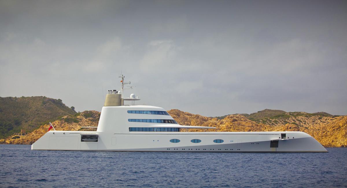 Megayacht A