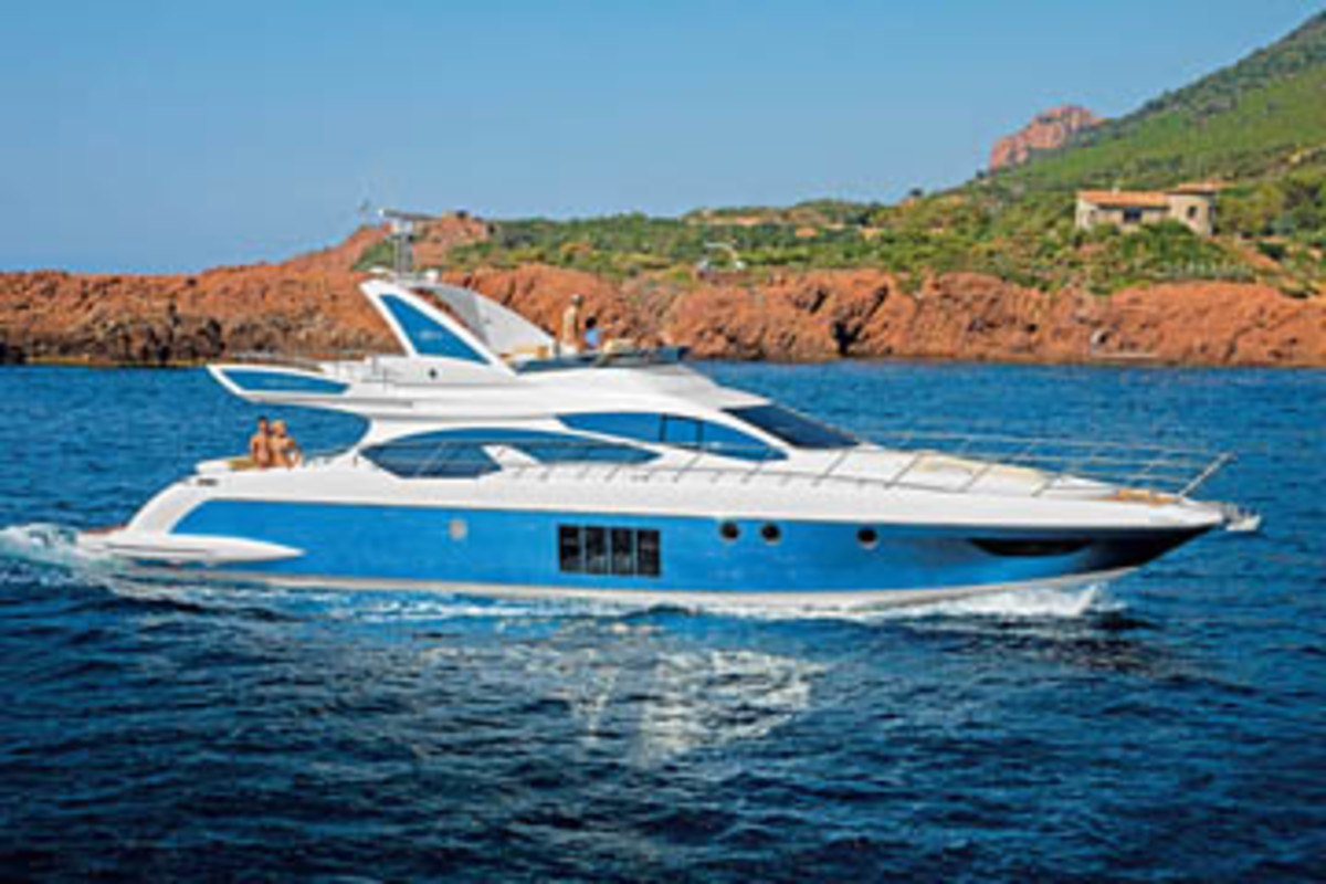 Azimut 64 Flybridge - Power & Motoryacht