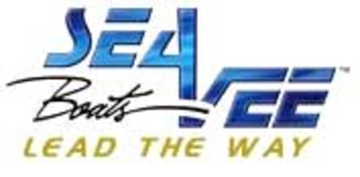 SeaVee Boats logo