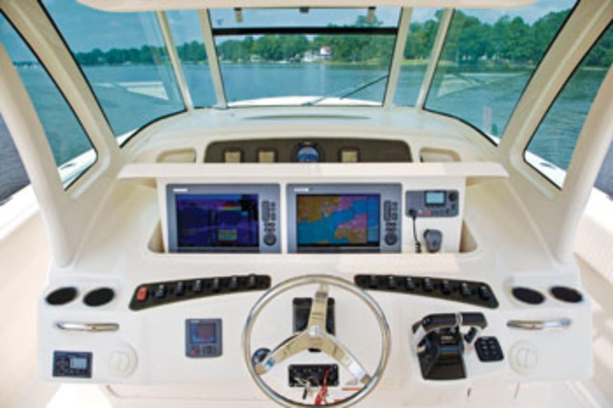 Grady-White 366 Canyon - Power & Motoryacht