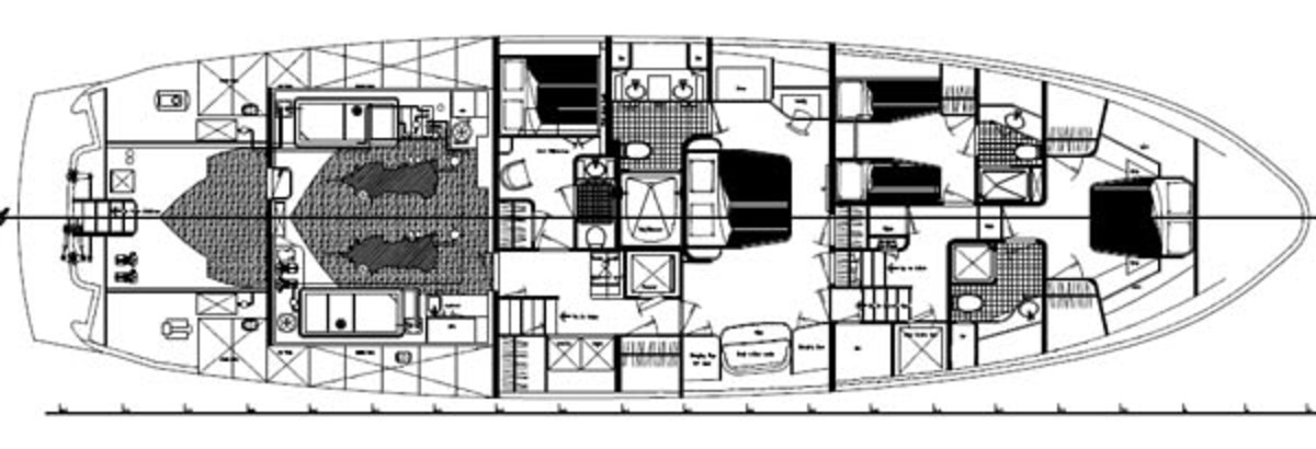 Expedition Eighty-Three - lowerdeck layout diagram