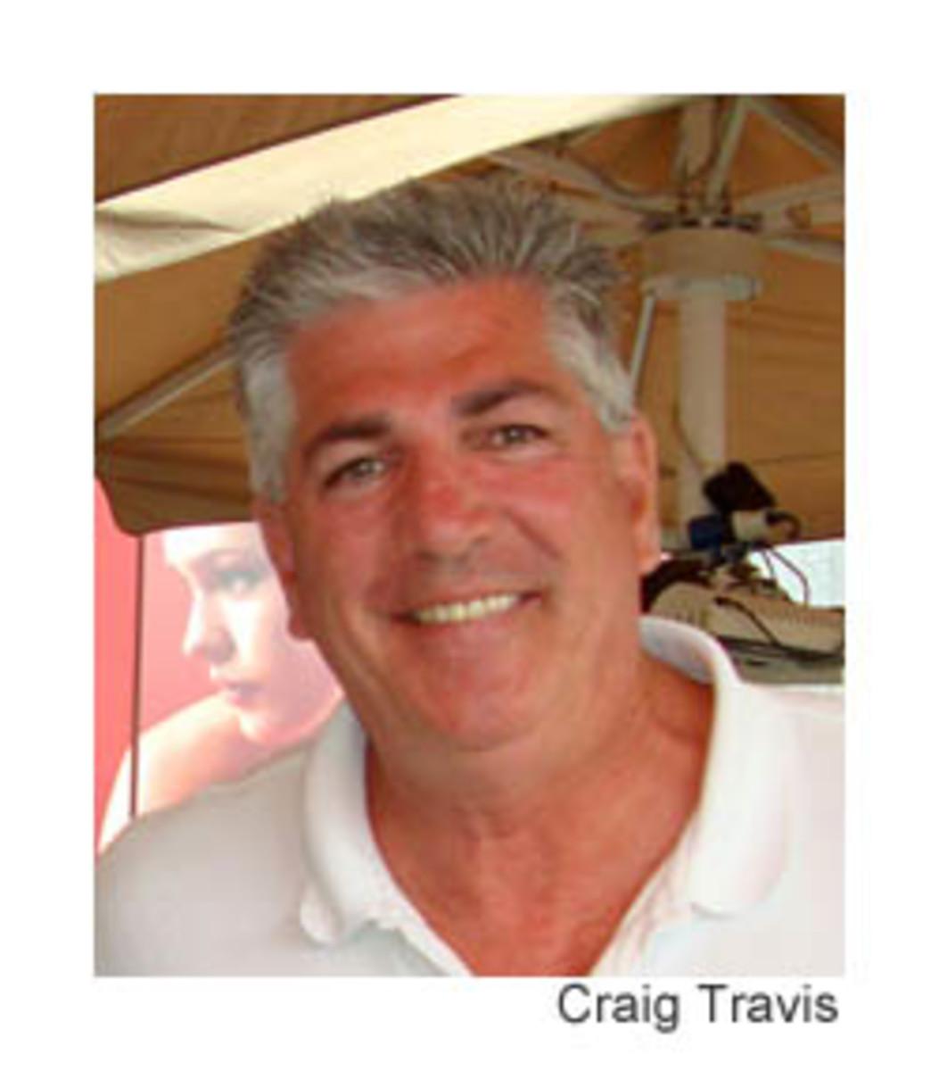 Craig Travis, Affiniti Yacht Brokerage