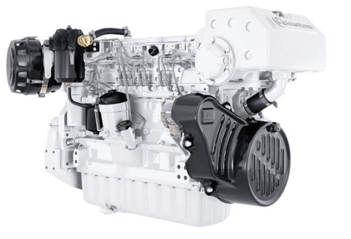 PowerTech diesel engine from John Deere