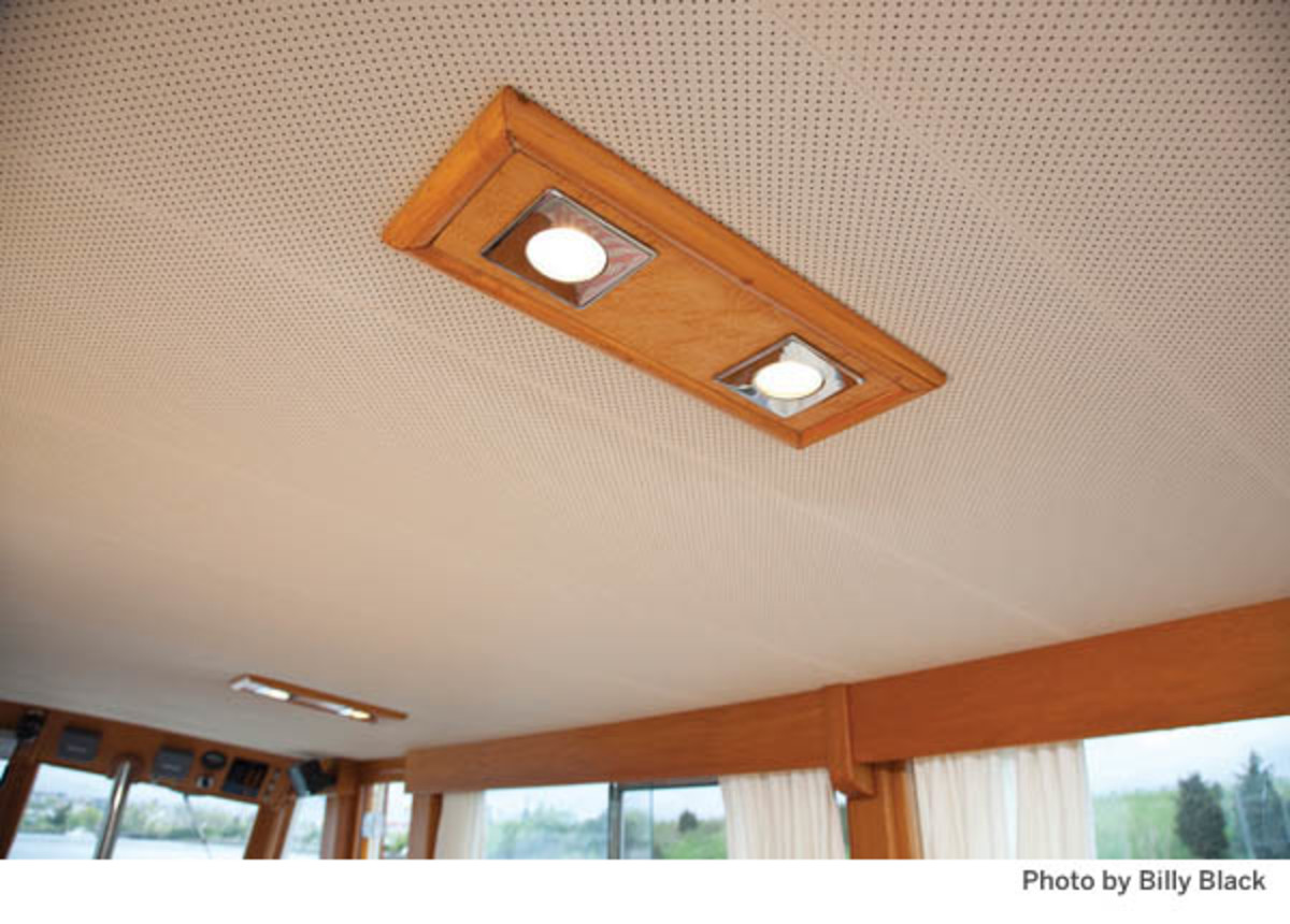 LED Light Installation - step 4