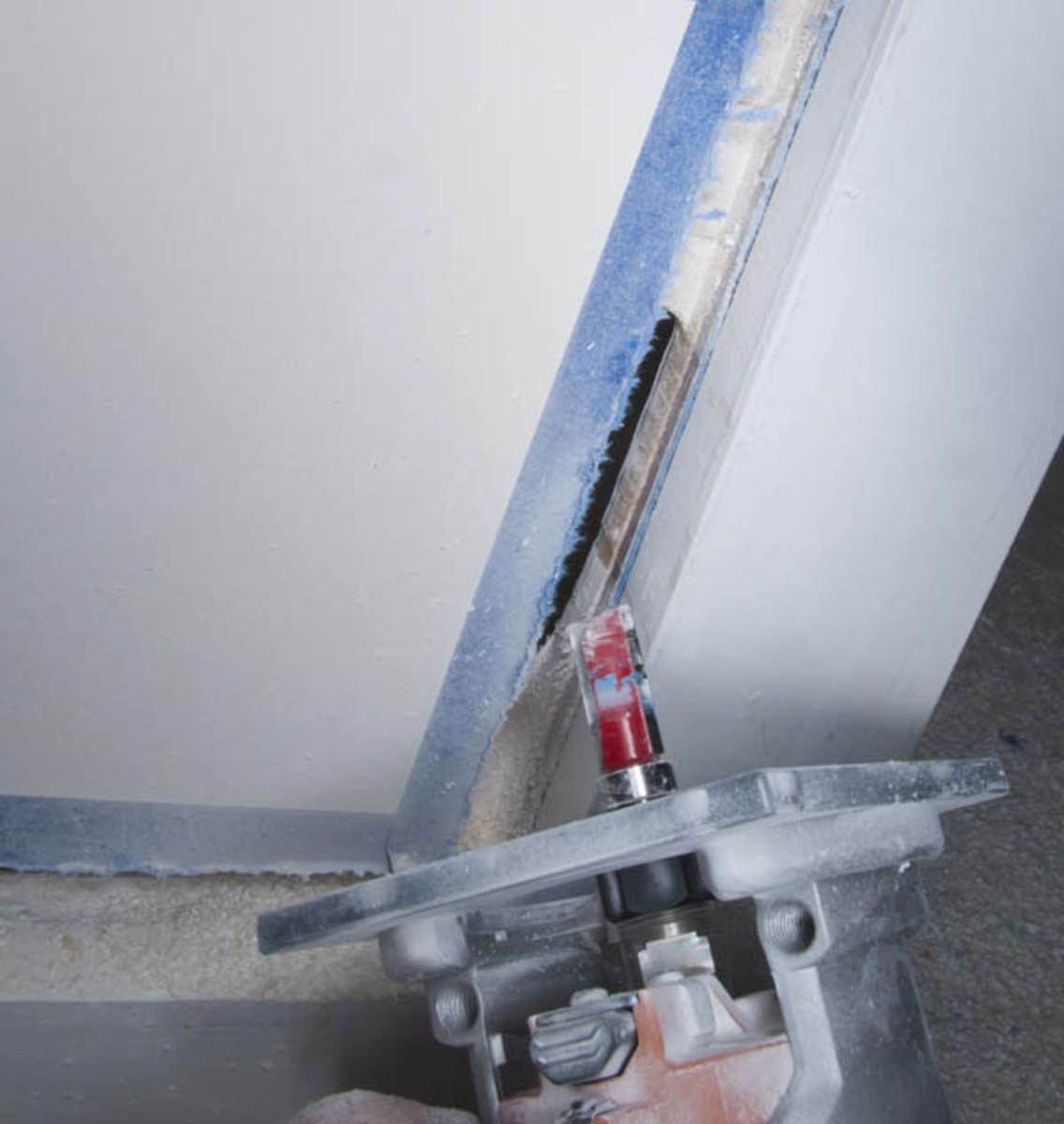 Installing a Cockpit Drawer Refrigerator - step 2