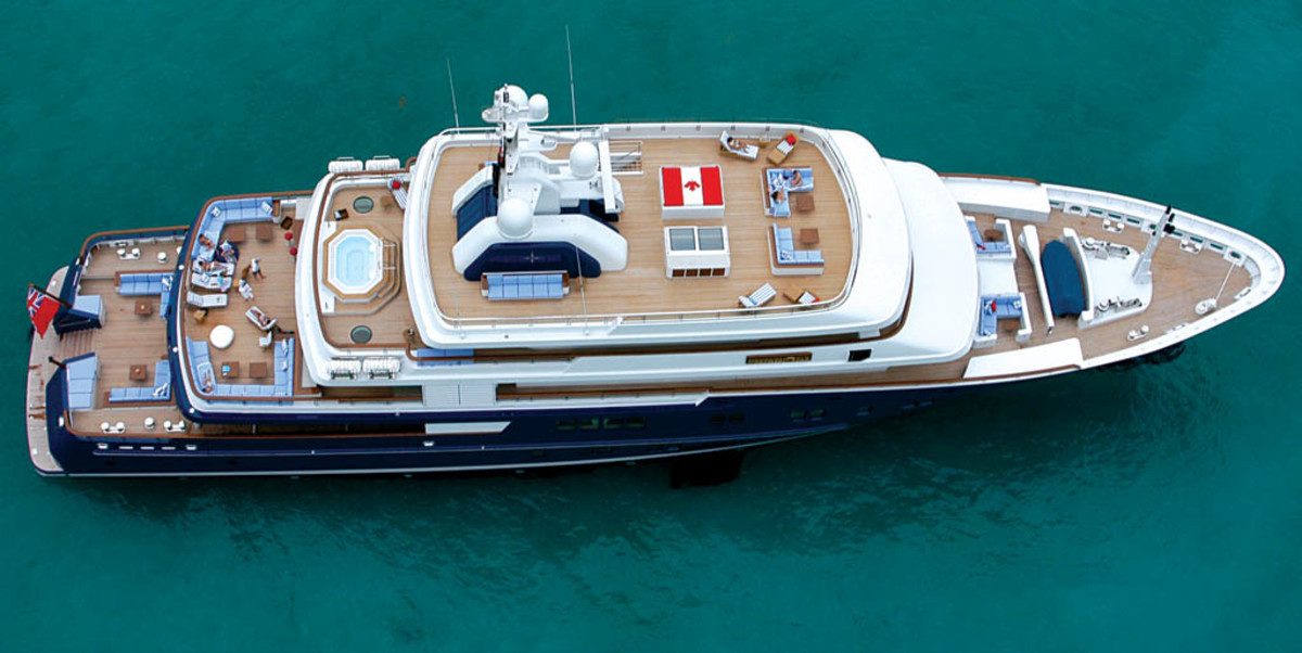 Click to enlarge image - Megayacht Northern Star
