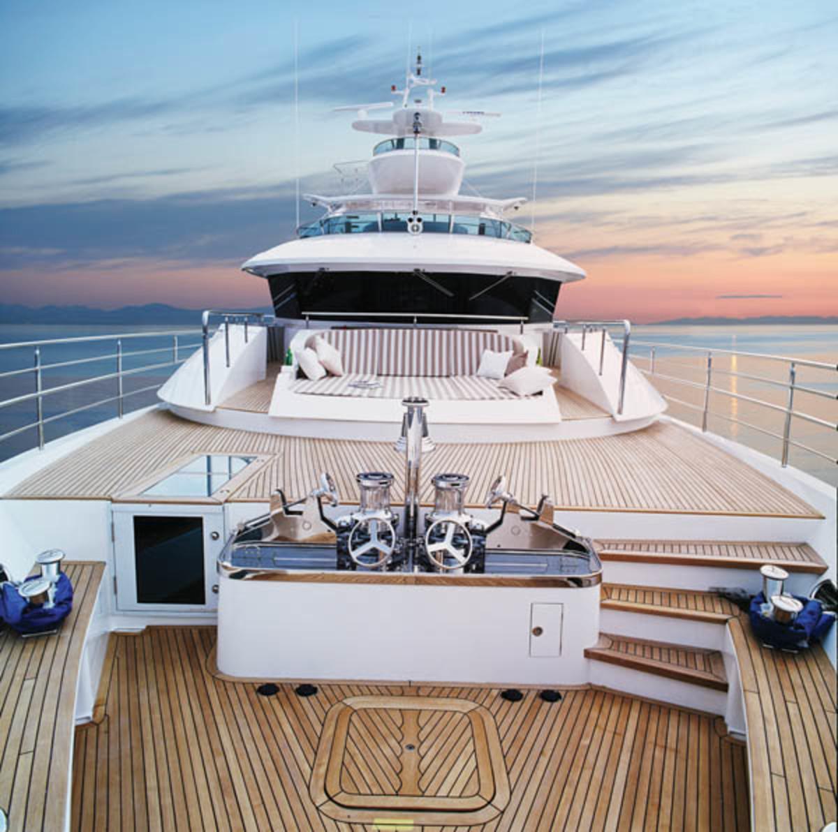Horizon CC105 Explorer deck