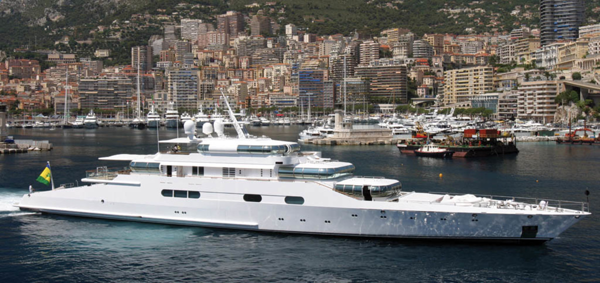 Click to enlarge image - Megayacht Enigma