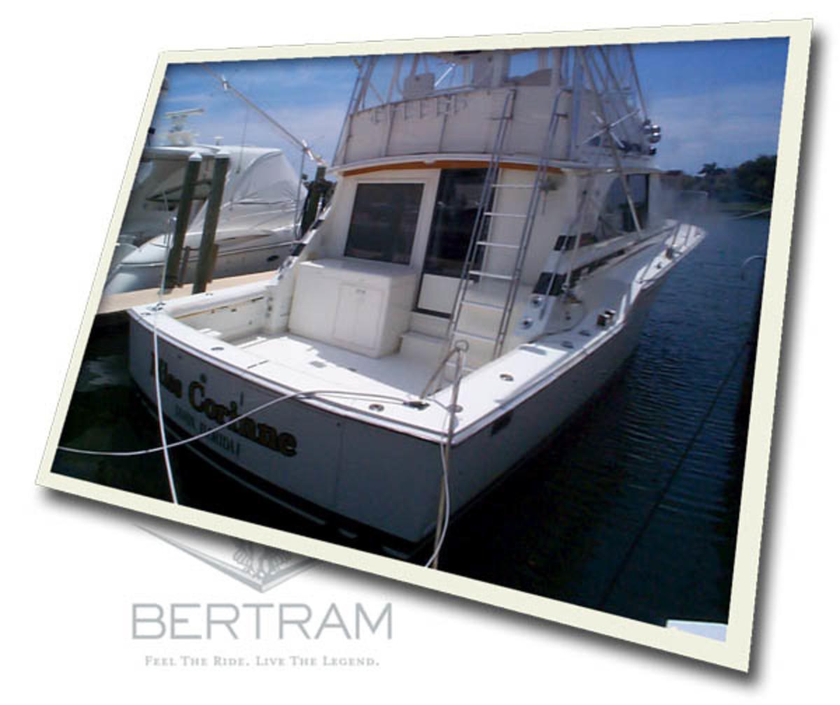 Bertram 46