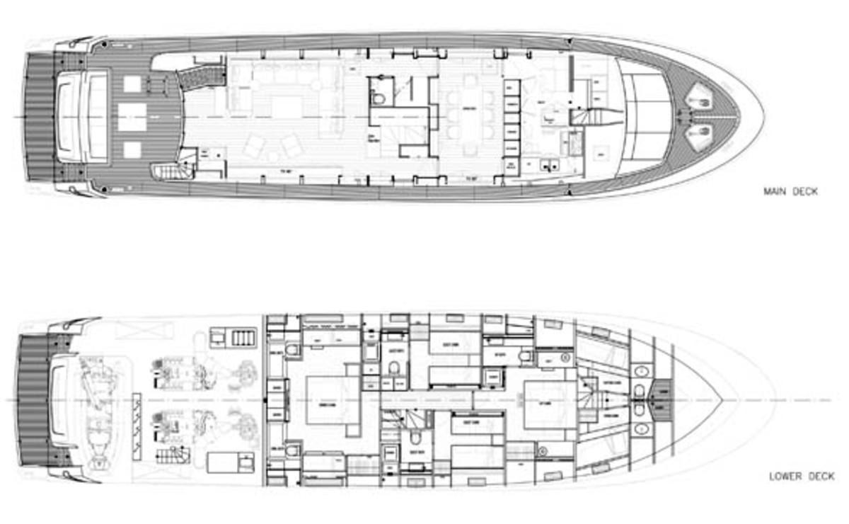 SL94 deck plans