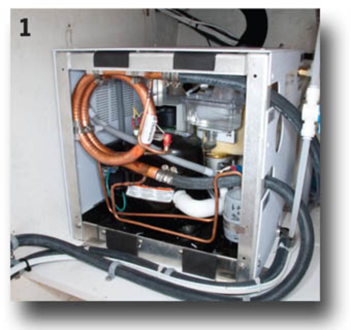 Installing An Ice Maker - 1