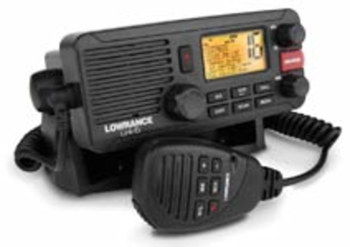 Wiring Lowrance To Vhf Radio Diagram Sample Elite 5 Link Power Motoryacht Nmea 2000