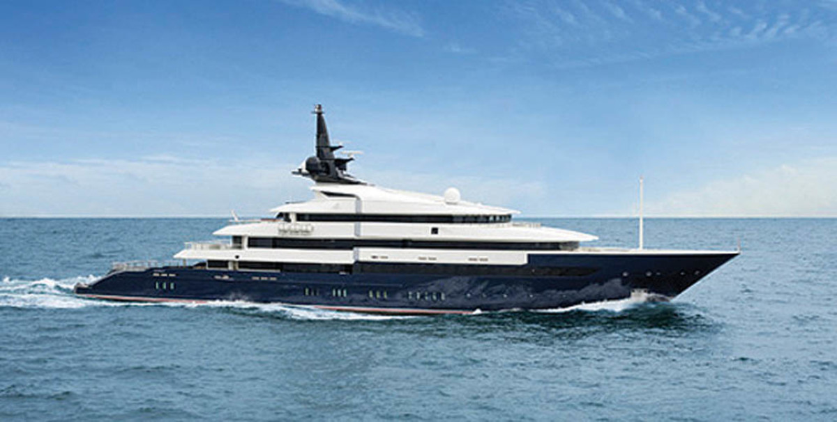 Click to enlarge image - Megayacht Seven Seas