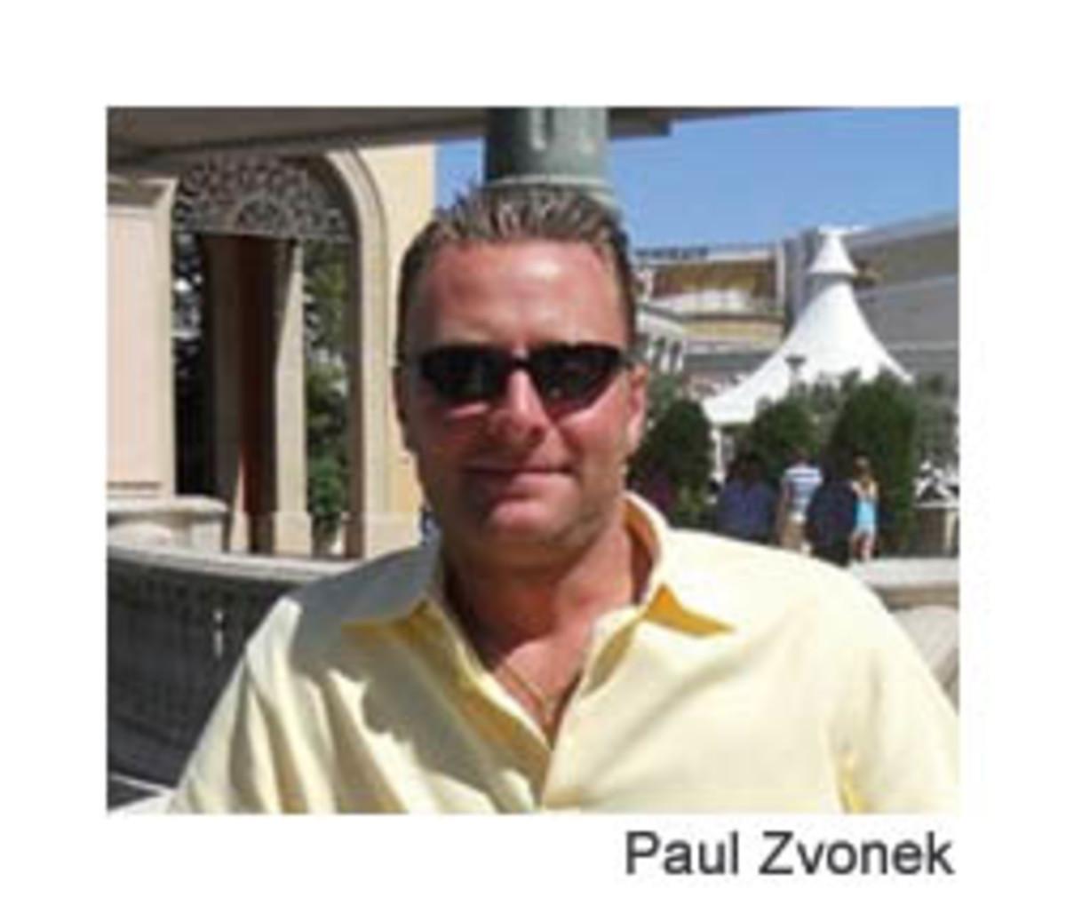 Paul Zvonek, Temptation Yacht Sales