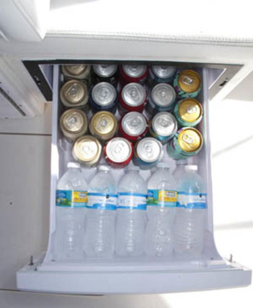 How to Install a Cockpit Refrigerator